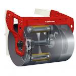 Nova geração de rolos compactadores oscilatórios tem menor custo de manutenção e vida útil ampliada.
