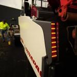 O que é desejável em equipamentos de pavimentação asfáltica – mesas